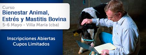 APROCAL: Curso sobre Bienestar Animal, Estrés y Mastitis Bovina