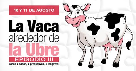 La Vaca Alrededor de la Ubre 3 - 2017