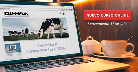Estrenamos una nueva plataforma virtual con un nuevo curso de APROCAL