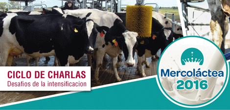 Mercolactea - Charlas: Desafíos de la Intensificación.