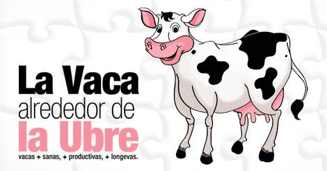 Jornada: La vaca alrededor de la Ubre