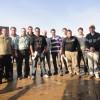 1º Promoción con los instructores Dante Grangetto y Marcos Bontá