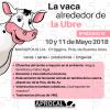 La vaca alrededor de la ubre 2018- flyer