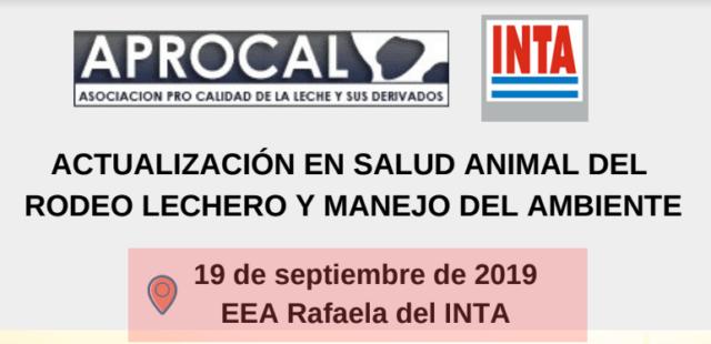 ACTUALIZACIÓN EN SALUD ANIMAL DEL RODEO LECHERO Y MANEJO DEL AMBIENTE