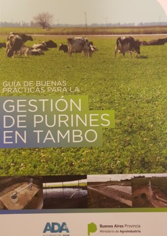 Guía de Buenas Prácticas para la Gestión de Purines en Tambo