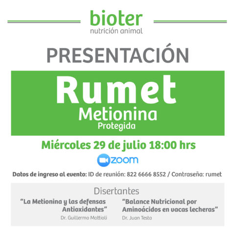 Rumet – Bioter